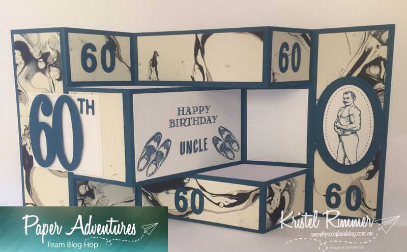 Paper Adventures Team Birthday Theme Blog Hop