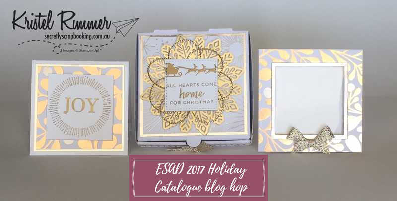ESAD 2017 Holiday Catalogue Blog Hop