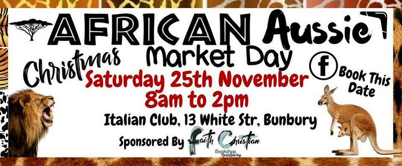 In The Market For Paper Craft? Come To Bunbury Italian Club!