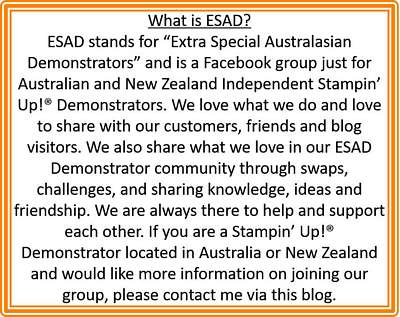 What Is ESAD? Outline